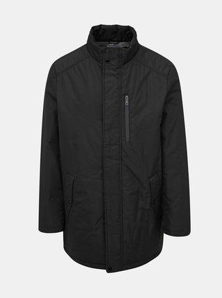 Černá pánská funkční bunda Geox Jaylon