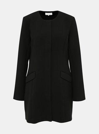 Černý kabát VILA Pure