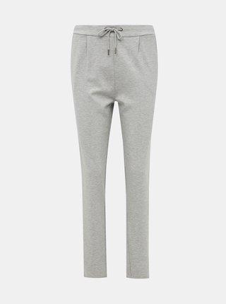 Světle šedé kalhoty VILA Class