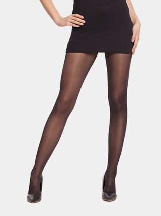 Čierne pančuchové nohavice Bellinda Perfect 40 DEN