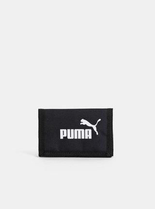 Čierna peňaženka Puma