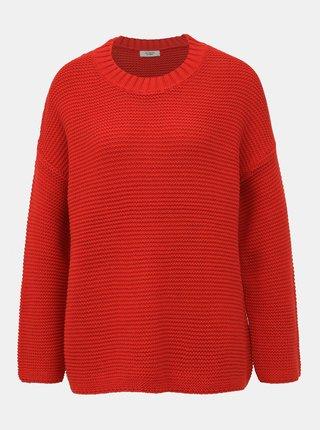 Červený sveter Jacqueline de Yong Meadow
