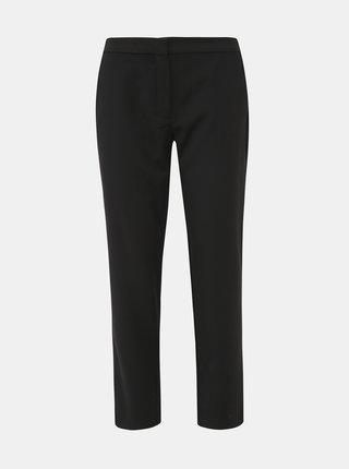 Černé zkrácené kalhoty Jacqueline de Yong Jacob