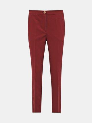 Cihlové kalhoty VERO MODA Ailene