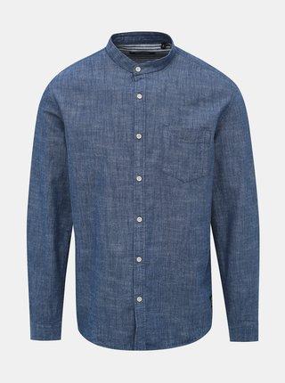 Modrá rifľová košeľa Shine Original