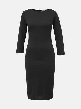 Černé pouzdrové šaty Haily´s Lydia