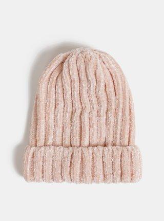 Svetloružová dámska čapica Haily´s Sammy