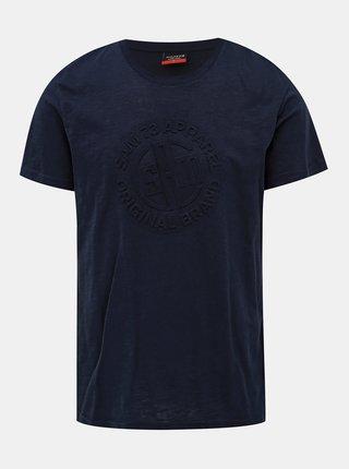 Tricouri si bluze pentru barbati SAM 73 - albastru inchis