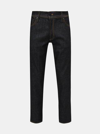 Tmavomodré straight fit rifle Jack & Jones Tim
