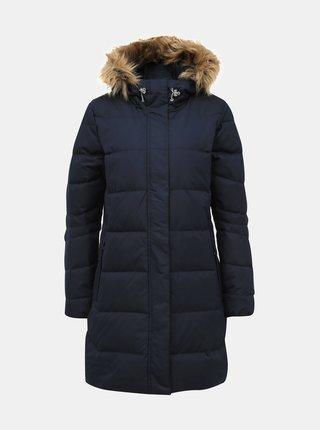 Tmavomodrý dámsky prešívaný zimný kabát HELLY HANSEN Aden