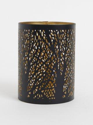 Lampi Dakls - negru, auriu