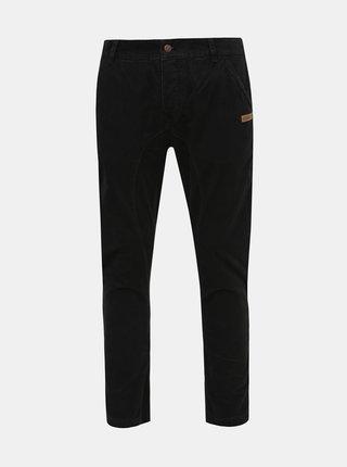 Čierne pánske menčestrové nohavice Maloja Timoteus