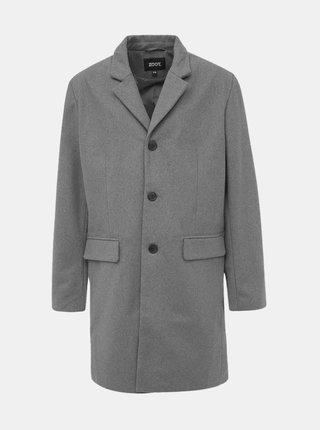 Šedý pánský kabát ZOOT