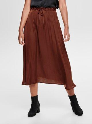 Hnedá sukňa Jacqueline de Yong Appa