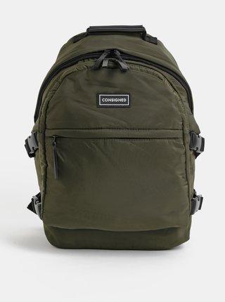 Zelený batoh Consigned Barton
