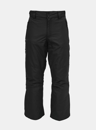 Čierne pánske zateplené nepromokavé nohavice SAM 73