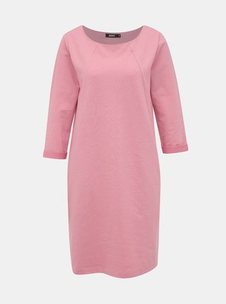 Rochii tip hanorac sau pulover pentru femei ZOOT - roz