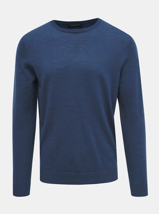 Pulovere si hanorace pentru barbati Selected Homme - albastru