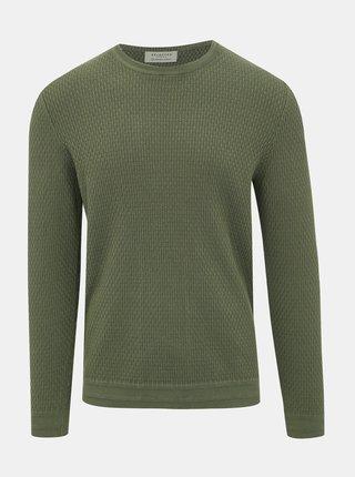 Kaki sveter Selected Homme Oliver