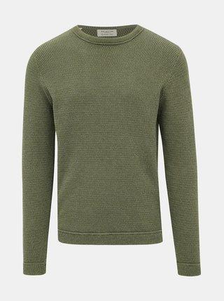 Kaki sveter Selected Homme Victor