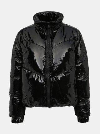 Černá dámská prošívaná zimní bunda Haily´s Lacky