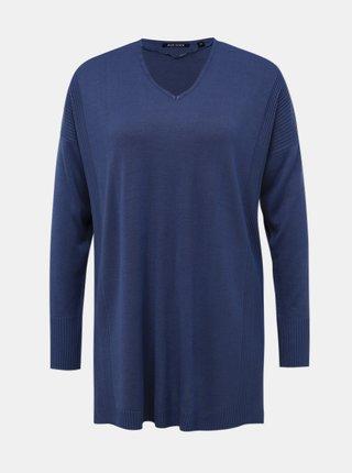 Modrý dámský svetr Blue Seven