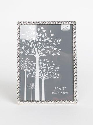 Fotorámeček ve stříbrné barvě CGB