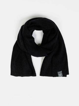 Čierny šál touch me.