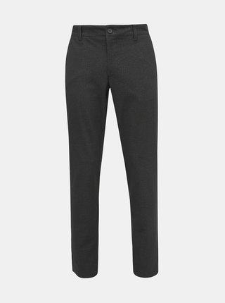 Tmavě šedé chino kalhoty ONLY & SONS Mark