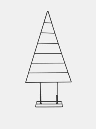 Čierny kovový stromček BUTLERS
