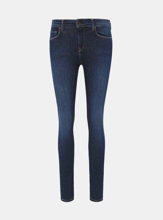 Tmavě modré dámské skinny fit džíny Pepe Jeans Zoe