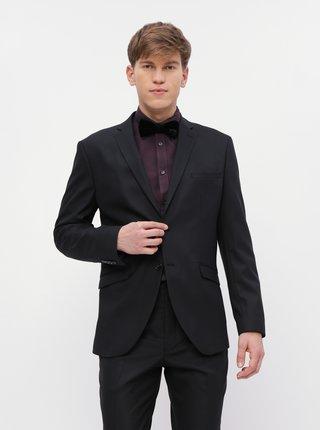 Černé sako Selected Homme Mylostate