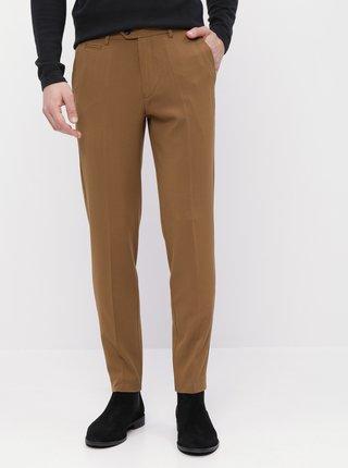 Hnědé kalhoty Lindbergh