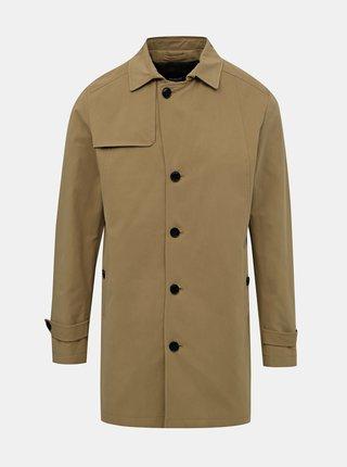 Světle hnědý lehký kabát Selected Homme Times