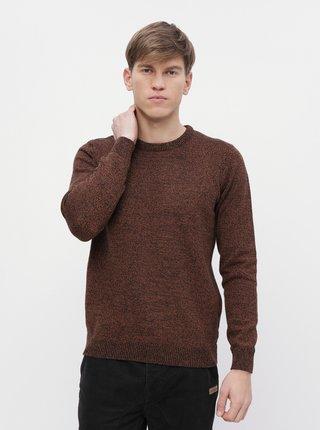 Hnedý sveter Selected Homme Haiden