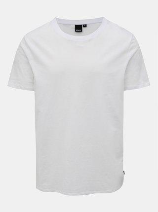 Biele pánske basic tričko ZOOT David