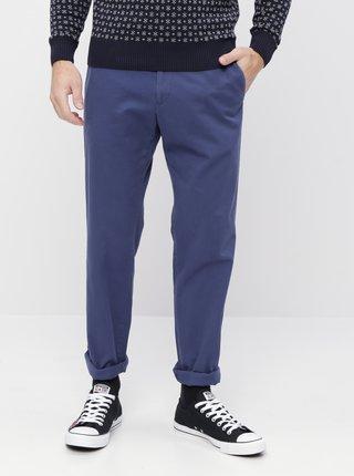 Modré pánske chino nohavice ZOOT Franco