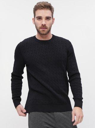 Čierny sveter Selected Homme Clayton