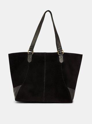 Čierna semišová kabelka Dorothy Perkins