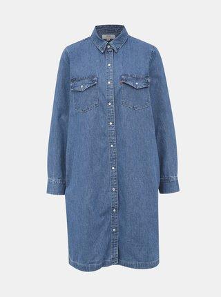 Rochii casual pentru femei Levi's® - albastru