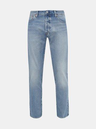 Světle modré pánské tapered fit džíny Levi's 501