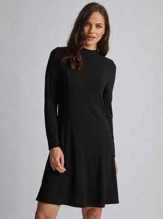 Černé šaty se stojáčkem Dorothy Perkins