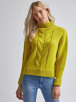 Žltý sveter Dorothy Perkins