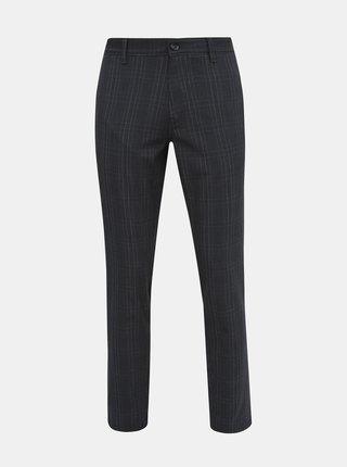 Pantaloni chino pentru barbati Selected Homme - gri inchis