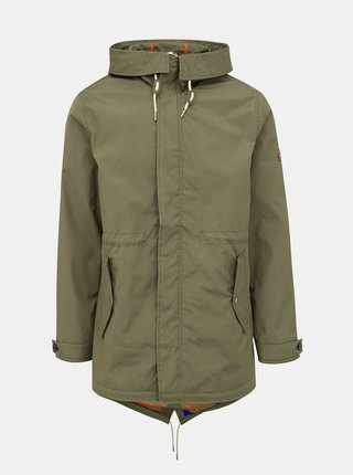 Zelená parka Jack & Jones Journey
