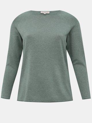 Zelený svetr ONLY CARMAKOMA Lady