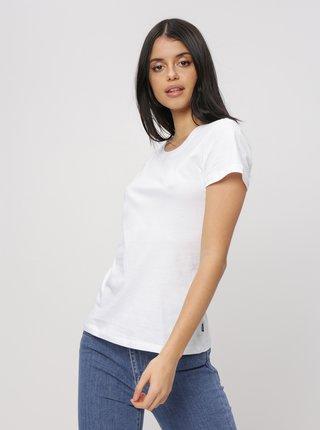Bílé dámské basic tričko ZOOT Dana