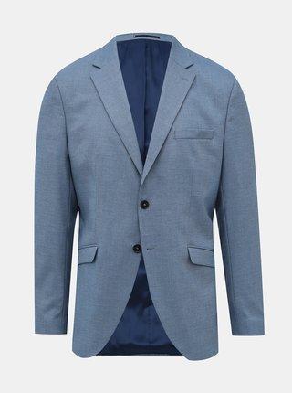 Svetlomodré oblekové sako Selected Homme Logan