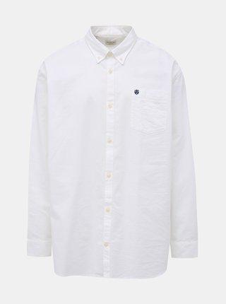 Bílá regular fit košile Selected Homme Collect
