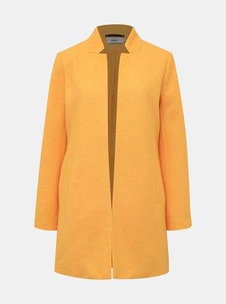 Žltý ľahký kabát ONLY Soho